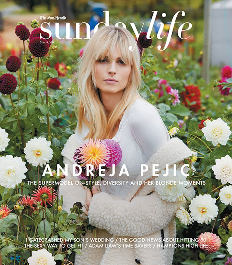 Sun Herald Sunday Life May 2019 Cover (Sunday Style Australia)