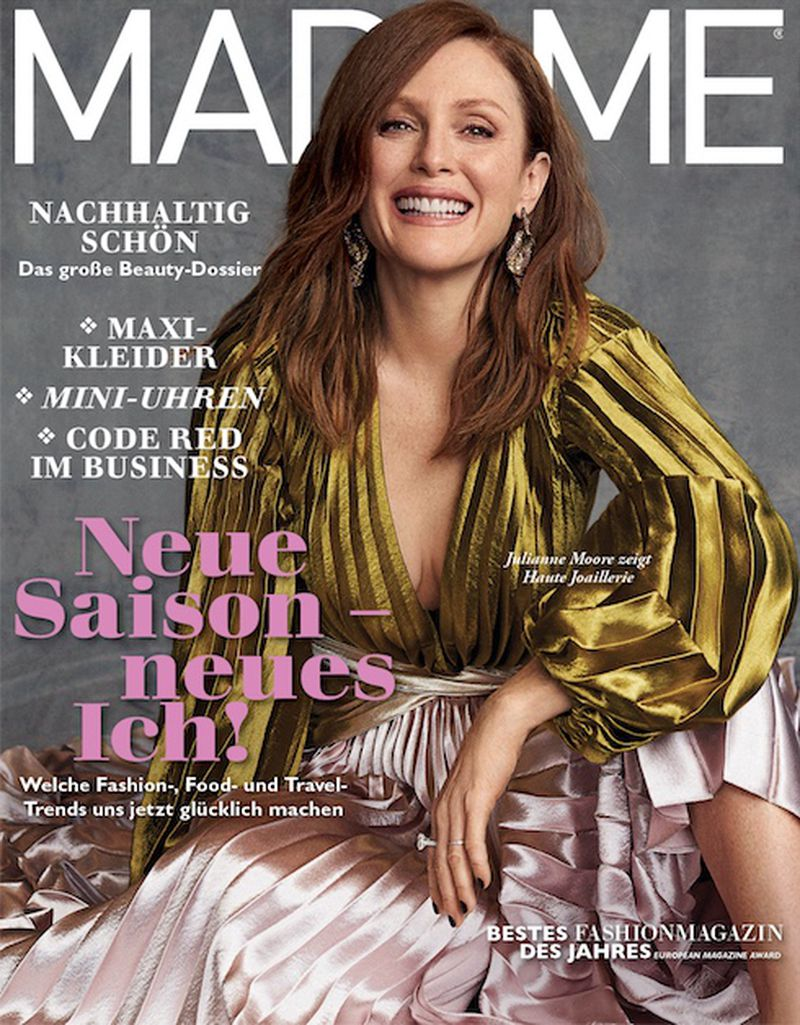 Madame Germany September 2019 Cover Madame Germany