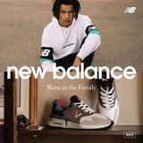 New Balance: Runs In The Family