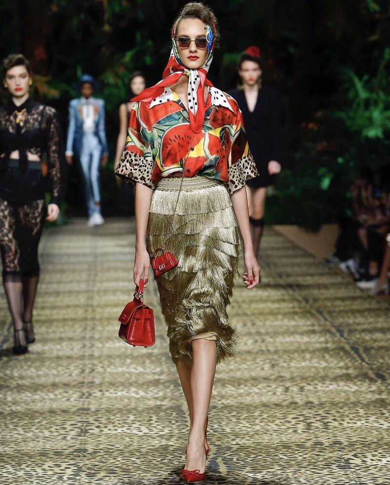 Dolce & Gabbana S/S 20 Show (Dolce & Gabbana