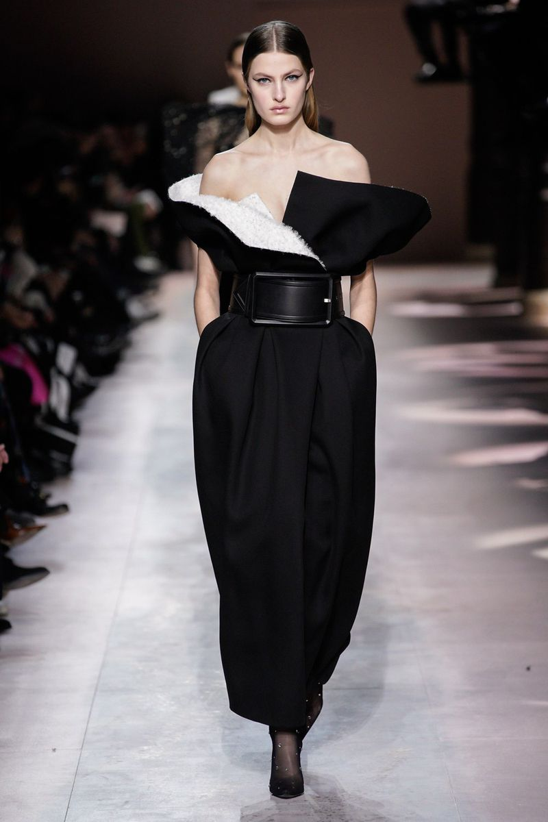 Givenchy Haute Couture Spring 20 Show Givenchy