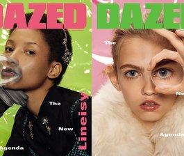 Dazed's New Agenda
