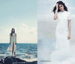 Romance by the Sea for Numéro Russia
