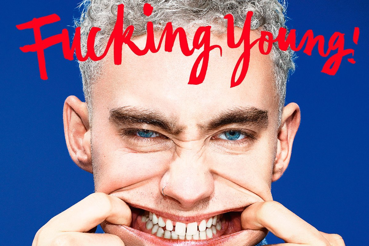First Look: Fucking Young!'s Outsider Issue