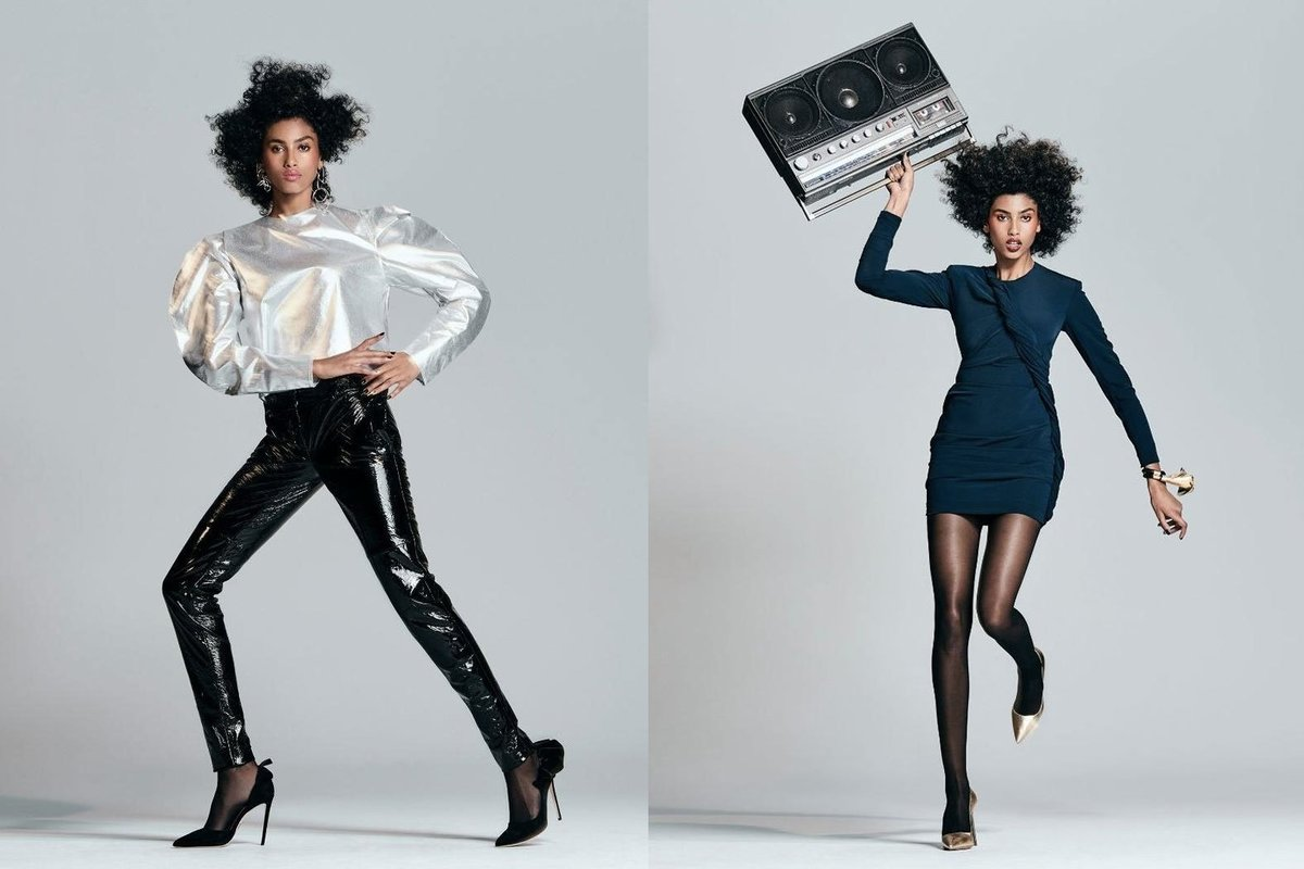 All Eyes On Her: Imaan Hammam