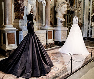 Azzedine Alaïa's Couture/Sculpture