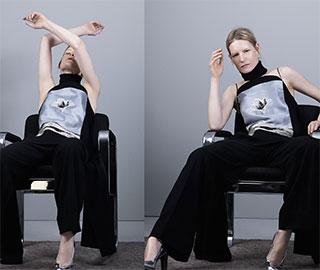 Models.com's ICONS: Kirsten Owen
