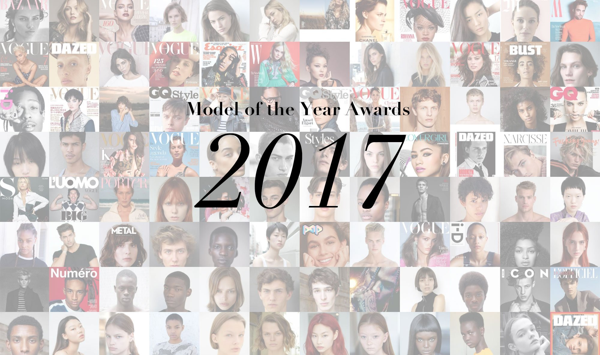 Model of the Year Awards 2017