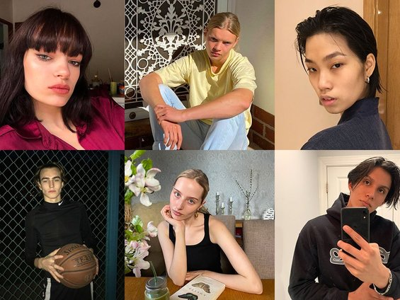 daily duo: Meet the new faces photographing themselves in quarantine