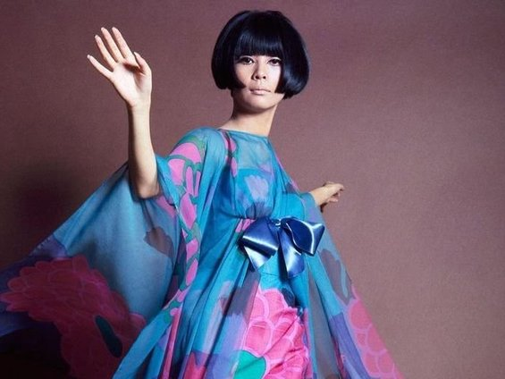 Through The Decades, These Models Show the Wide Range of Influence of Asia