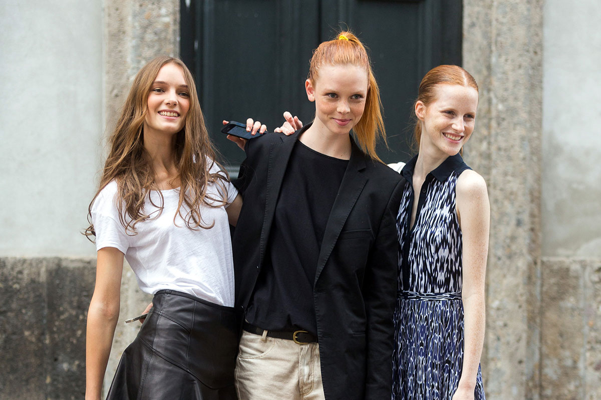 On The Street: MFW S/S 15 Day 1