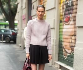 On The Street: MFW S/S 15 Day 3