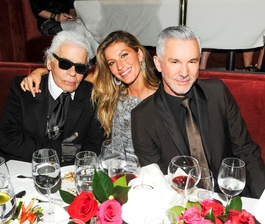 Chanel Toasts Baz
