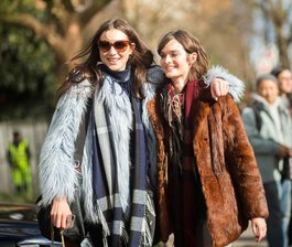 On The Street: London A/W 15 Day 3