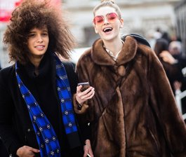 On The Street: London A/W 15 Day 4