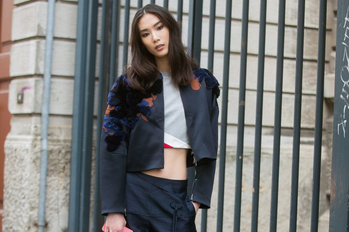 On the Street : MFW A/W 15 Day 4