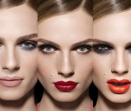 Andreja Pejic for Make Up Forever