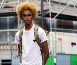 On the Street: PFW Mens S/S 16 pt. 1