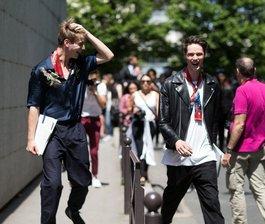On the Street: PFW Men's S/S 16 pt. 2