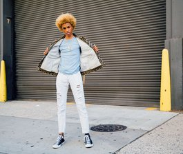On the Street: NYFWM SS 16 – Day 3 & 4