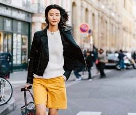 On The Street: PFW S/S 16 Day 1