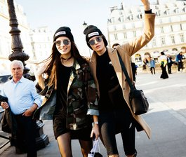 On The Street: PFW S/S 16 Day 4 & 5