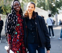 On The Street: PFW S/S 16 Day 6