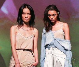 Calvin Klein's Spring Beauties