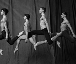 Matthew Brookes' Ballet Dancers