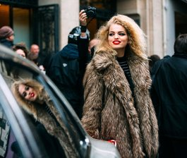 On the Street: Paris Couture Spring 2016