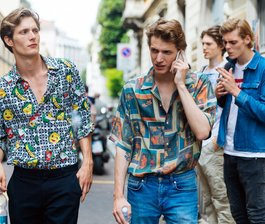 On the Street: MFW Men's S/S 17