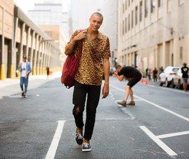 On the Street: NYFW: Men's S/S 17