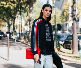 On the Street: PFW S/S 17