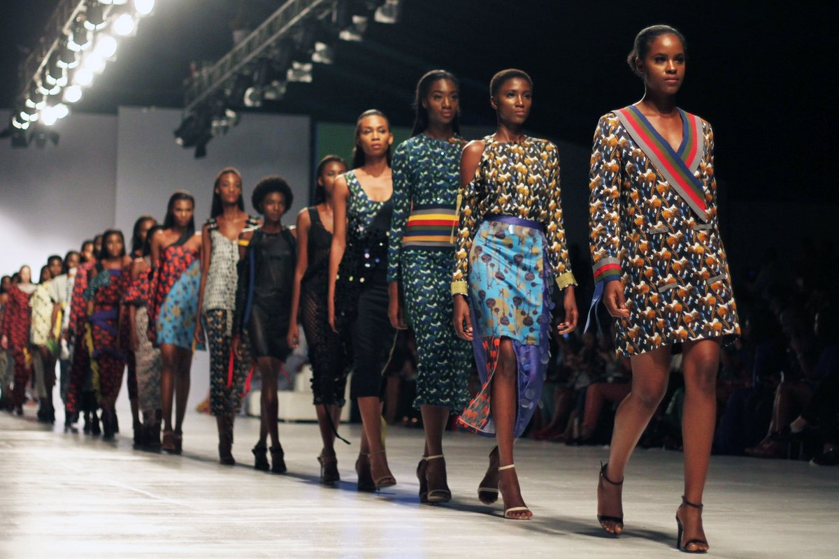 Lagos Fashion And Design Week Of The Minute