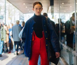 On The Street: LFW A/W 17