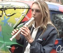 Molly Bair's Hidden Talent