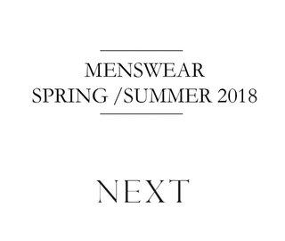 Show Package – Paris S/S 18: Next Paris (Men)