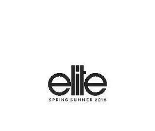 Show Package – Paris S/S 18: Elite Paris (Men)