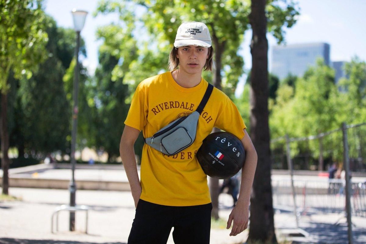 On The Street: PFW: Men's S/S 18