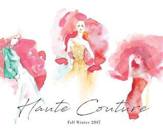 Show Package – Paris Couture Fall 17: Women Management Paris (Women)