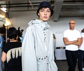 NYFW: Men's Backstage