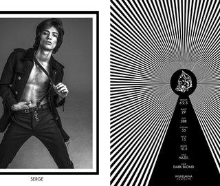 Show Package – New York S/S 18: Wilhelmina New York (Men)