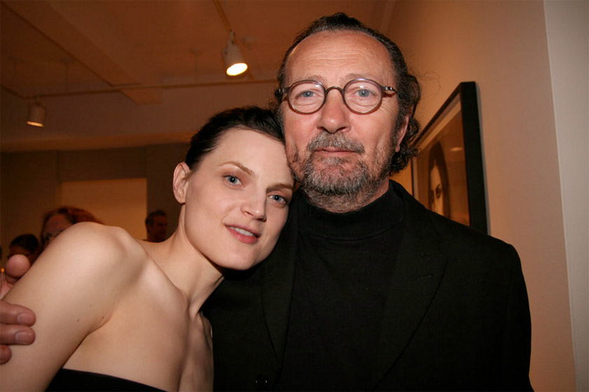 Guinevere and Paolo Roversi