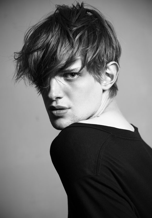New Faces Spring Summer 2012 Men Models Com Mdx