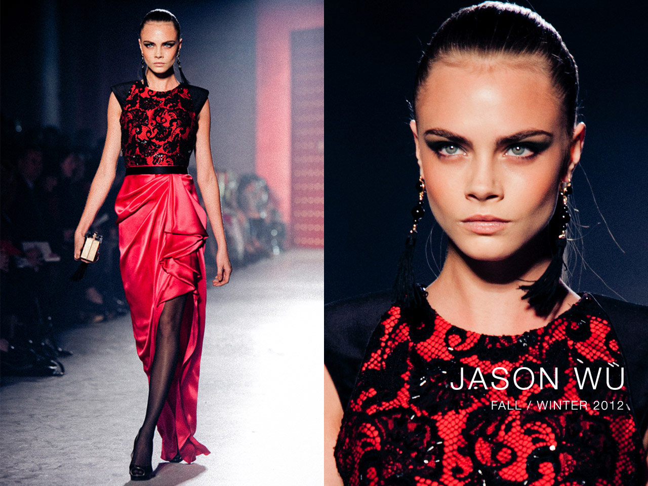 Watch Jason Wu Proves the Slit Is It for SS 15 video