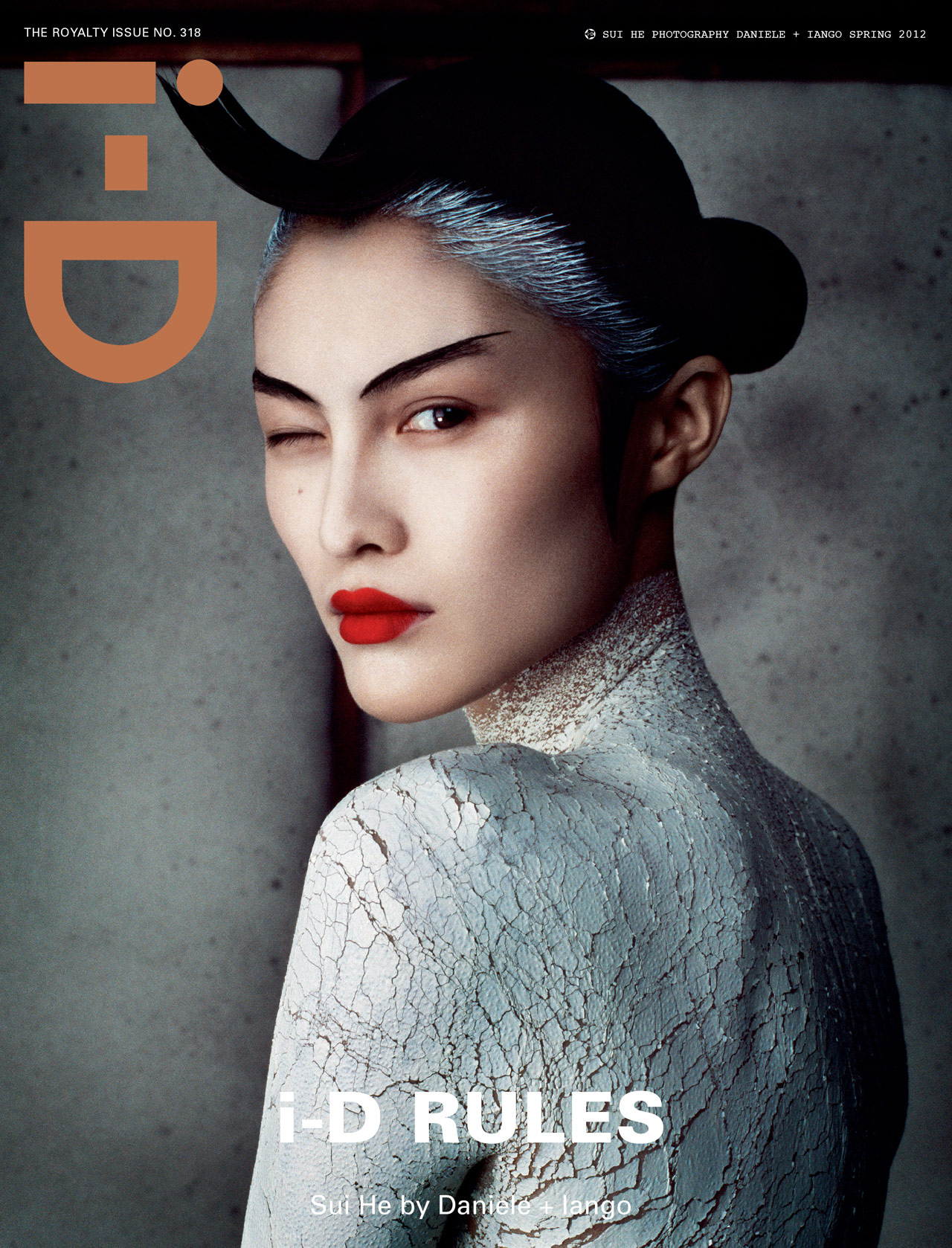 I D 318 The Royalty Issue Models Cover Previews Part 2