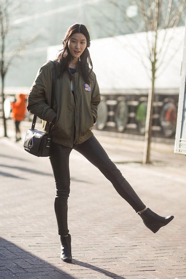 Fashion week Style street models 2 for girls