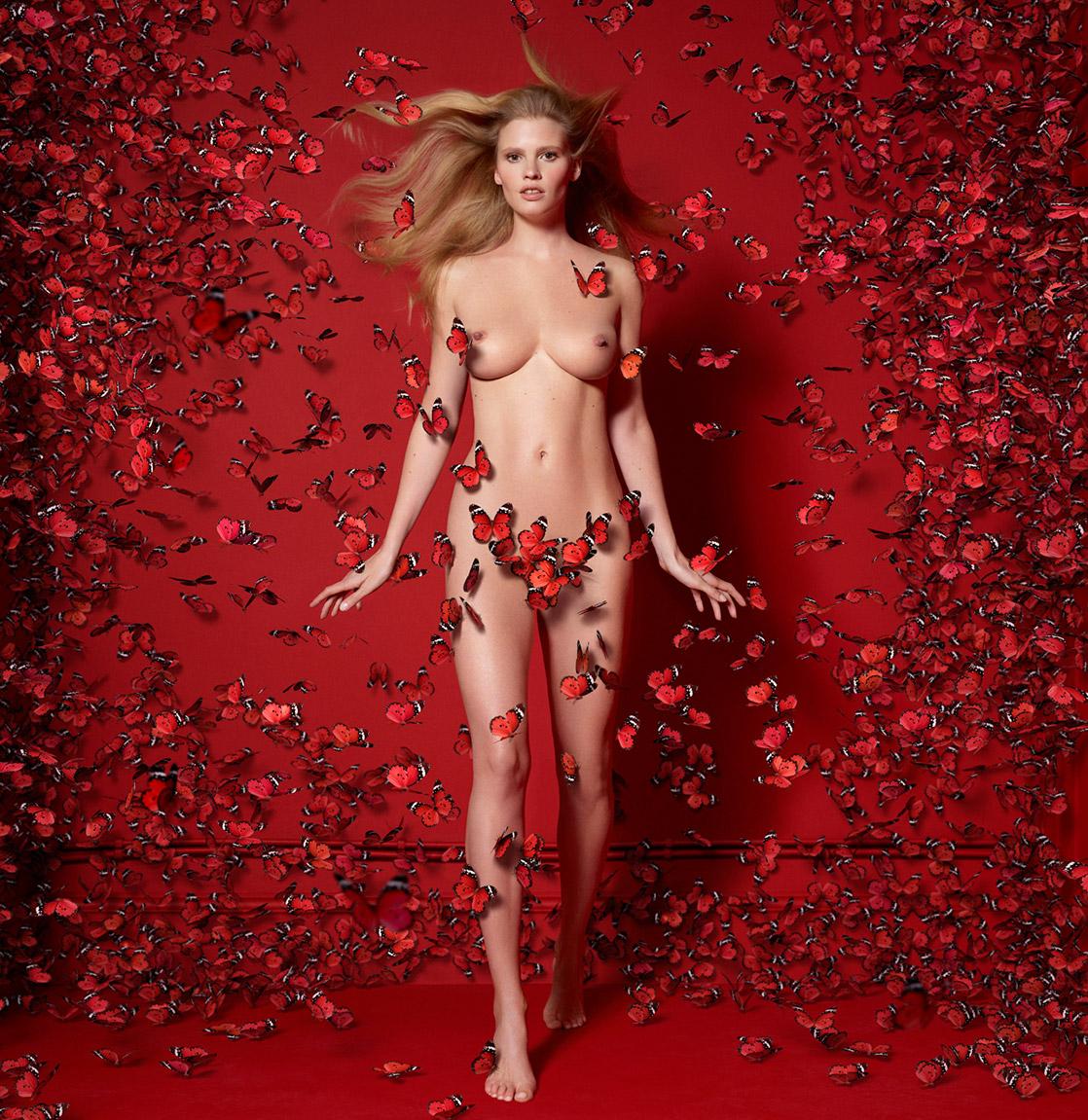 Final, Magazine nude model gail excellent