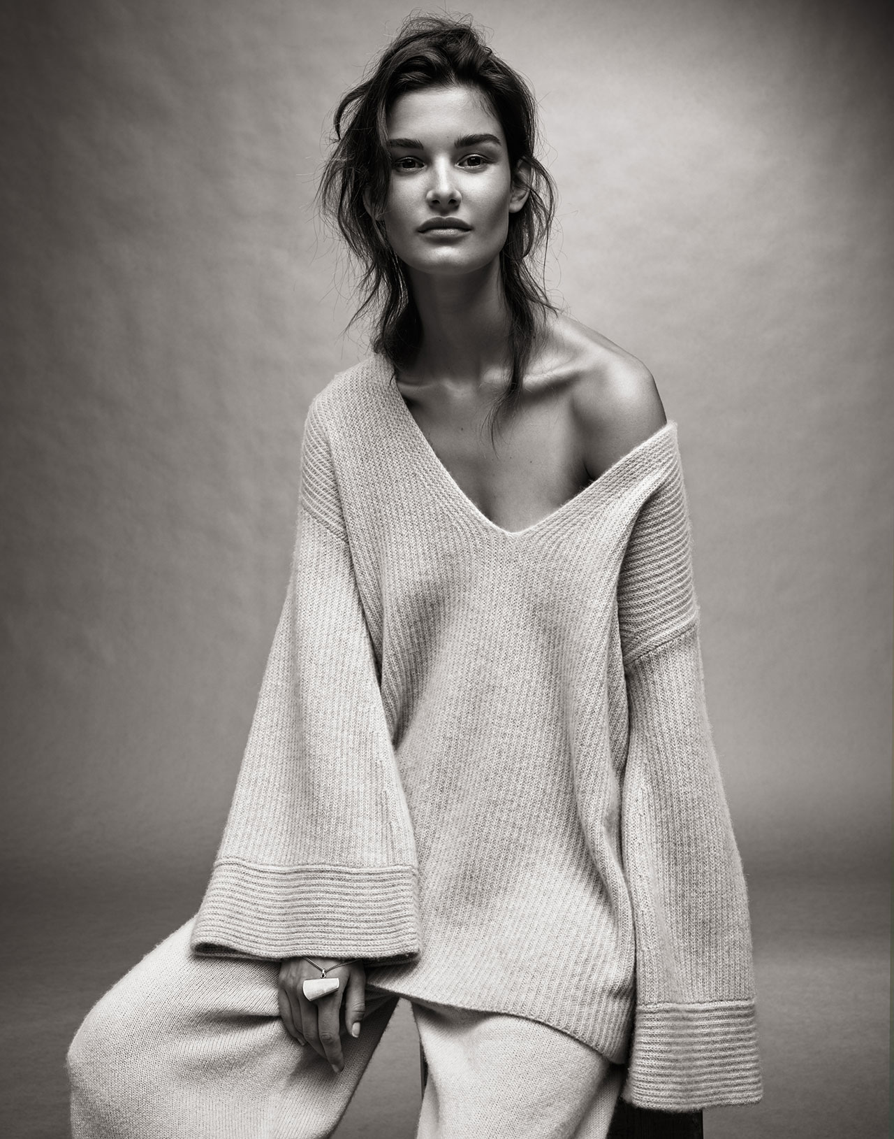 Ophelie Guillermand  nackt