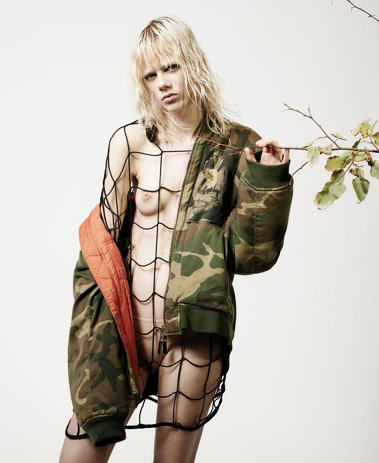 Young Marjan Jonkman nude photos 2019